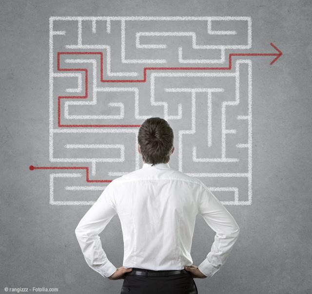 KMU in der Herausforderung. Welcher Weg ist richtig?