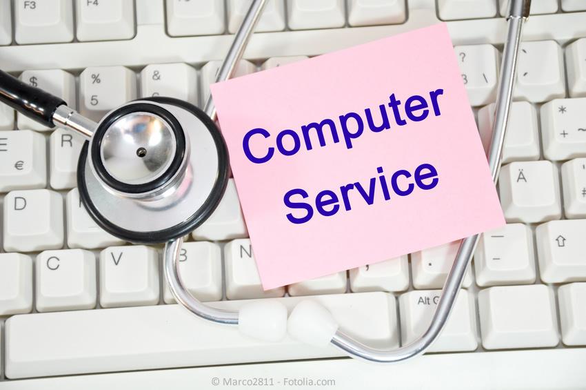 IT-Outsoursing und Support: Sichtbar sein, wenn es darauf ankommt.