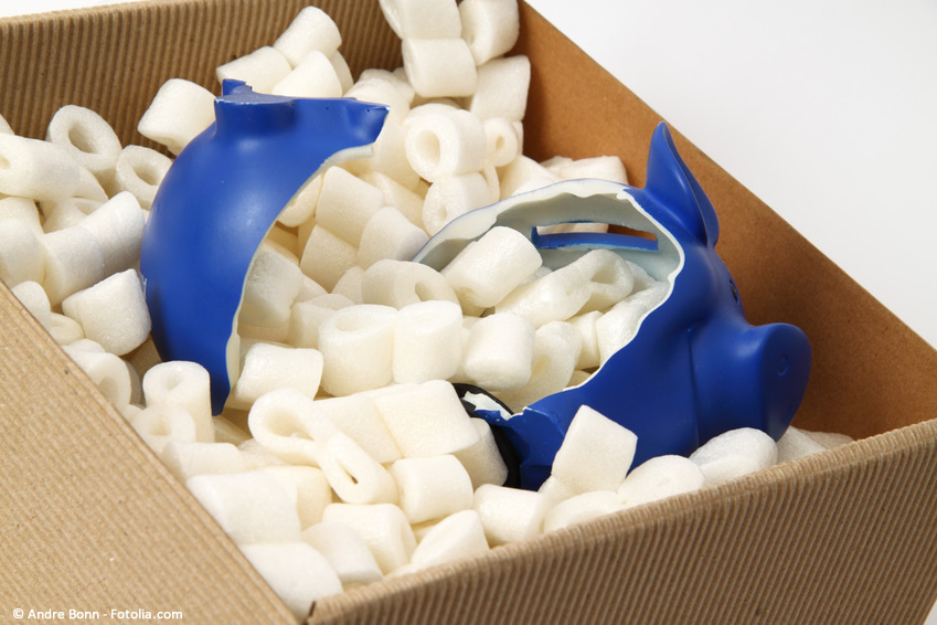 Verpackungen sind oft ausschlaggebend für kostspieligen Retouren.