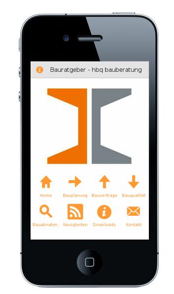 Bauratgeber App: Einfach und bequem die Wichtigsten Infos im Überblick