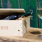 Online-Weinhandlungen – ein boomendes Geschäft, wo eine schützende und stabile Verpackung wichtig ist.