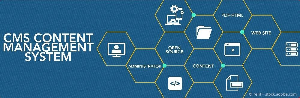 Ein CMS erfüllt zahlreiche Voraussetzungen in der vernetzten Welt
