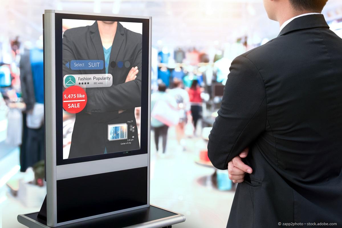 Digital Signage zur Steigerung der Spontanverkäufe