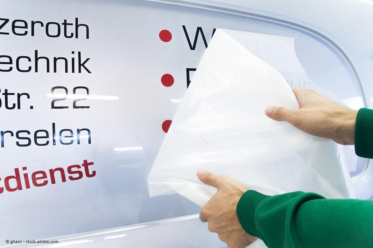Die richtige Folie für Ihr Firmen-LKW oder -Auto